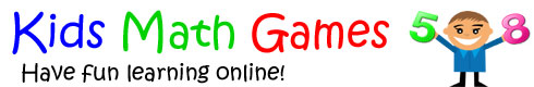 Kids Math Games - Have Fun Learning Online!