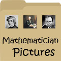 Mathematician Pictures - Photos & Images of Famous Mathematicians