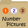 Number Pictures - Free Pictures of Numbers