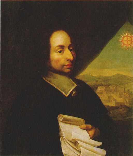 Born in 1623, French mathematician, scientist and philosopher Blaise Pascal is famous for his many contributions to mathematics, including the invention of the mechanical calculator in 1642.