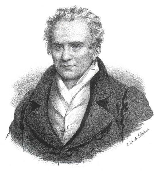 Born in 1746, French mathematician Gaspard Monge is famous for inventing descriptive geometry, among other contributions to mathematics and education.