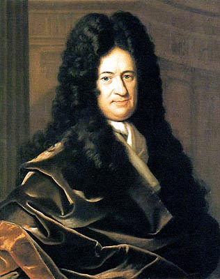 Born in 1646, German mathematician and philosopher Gottfried Wilhelm Leibniz is famous for his development of infinitesimal calculus and mathematical notation practices.