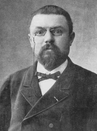 Born in 1854, French mathematician and scientist Henri Poincare is famous for his contributions to a wide range of fields, including mathematical physics, applied mathematics and celestial mechanics, as well as formulating the Poincare conjecture, a famous math problem that has only recently been solved.