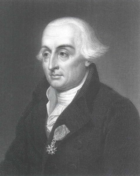 Born in 1736 of French and Italian descent, mathematician Joseph Louis Lagrange is famous for his contributions to number theory, mathematical analysis and celestial mechanics.