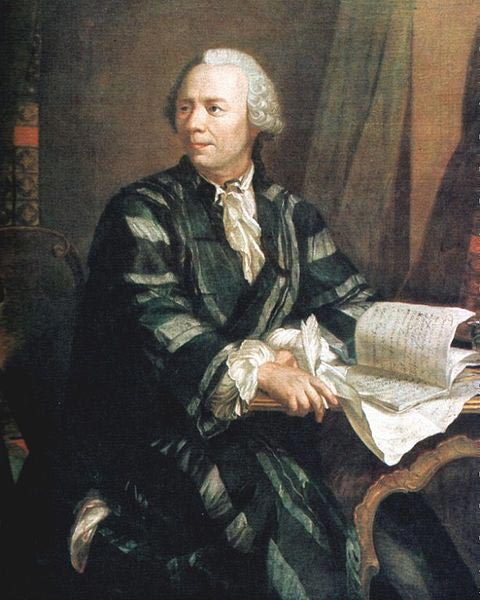 Born in 1707, Swiss mathematician and physicist Leonhard Euler is famous for his contributions to a wide range of fields, including the introduction of modern mathematical notation.