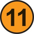 Number 11 picture