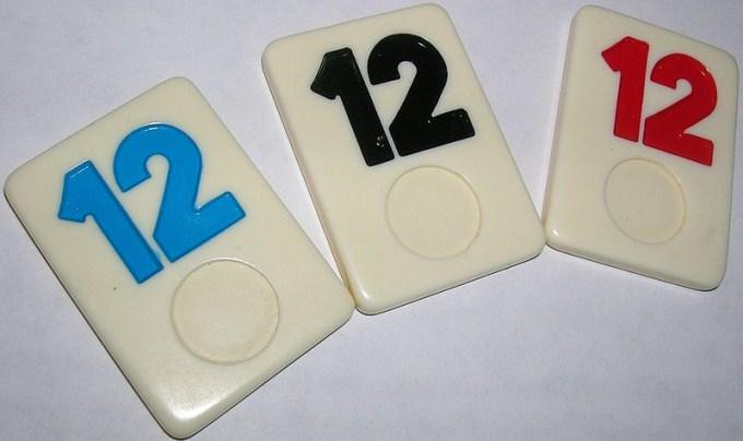 Free Clip Art Rummikub Game