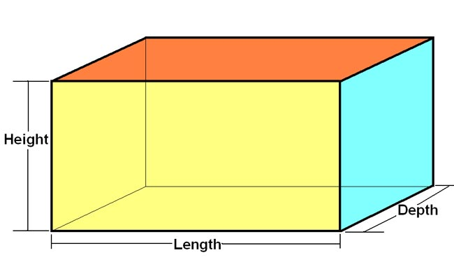 This picture features a rectangular cuboid. A rectangular cuboid is a polyhedron similar to a cube, only it doesn't have 3 edges of the same length (a cube does).