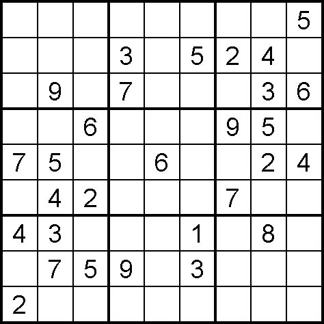 Hard Sudoku Printable Medium Printable Sudoku hd