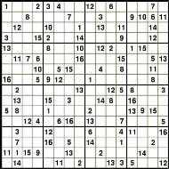picture about Sudoku Printable Hard titled Physically demanding Sudoku Puzzles - Totally free Printable Worksheets