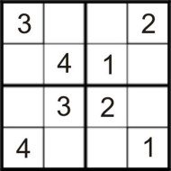 photograph regarding Sudoku for Kids Printable identify Straightforward Sudoku Worksheets for Children - Cost-free Printable Puzzles