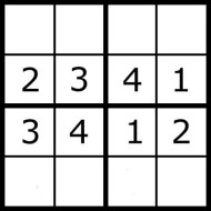 Easy Printable Sudoku Puzzle Number 2