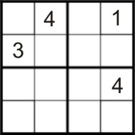 photograph about Sudoku for Kids Printable known as Simple Sudoku Worksheets for Youngsters - Cost-free Printable Puzzles