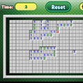 Solve the minesweeper puzzle