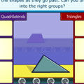 Learn about Geometric & 3D Shapes - Math Games