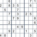 Printable Sudoku Worksheets for Kids - Free Puzzles