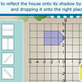Reflection & Rotation - Free Math Games & Activities